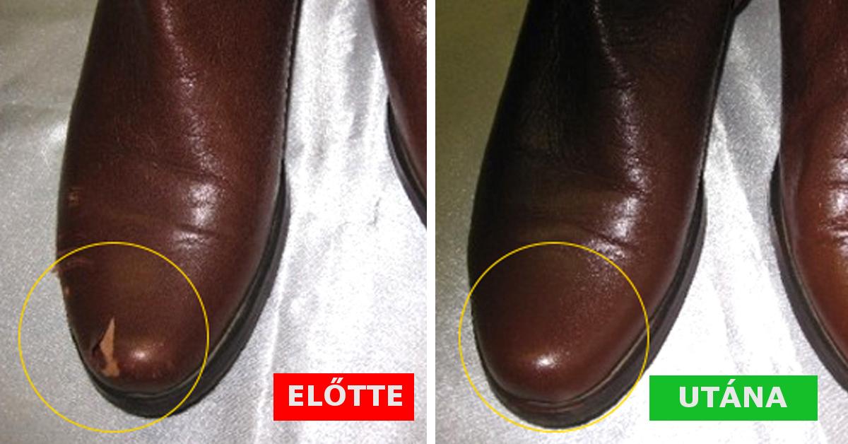 Bőrtáska és cipő ápolása törlőkendővel Otthon | Femina