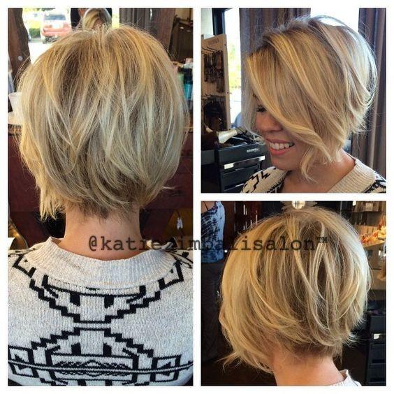 A fodrászok szerint ez idén a 35 legdivatosabb rövid haj nőknek Bidista