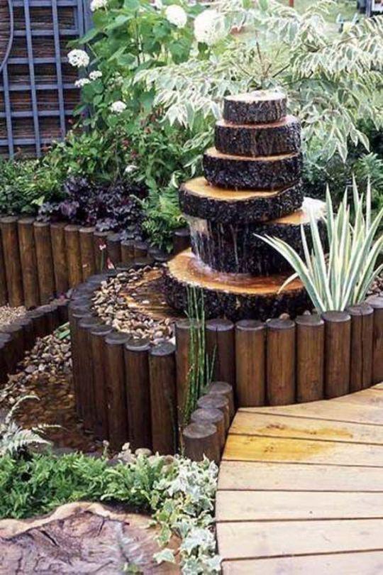 Egy fából készült kút káprázatossá varázsolja az udvarod! Ma megmutatjuk a legötletesebbeket ...